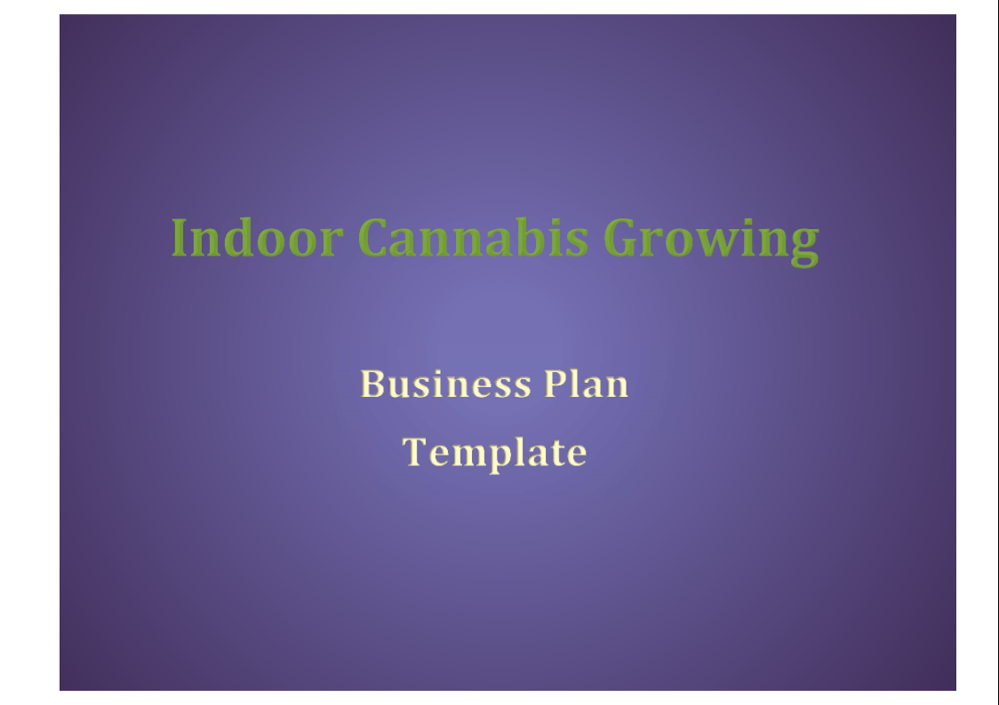 4 Ideas for a Cannabis Small Business