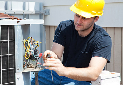 Sole trader electrician