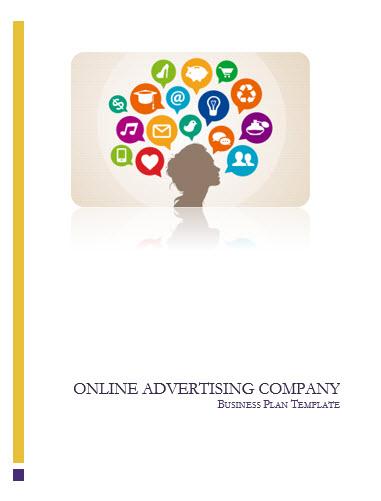 Online Advertising Business Plan Template